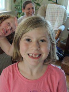 B and teeth